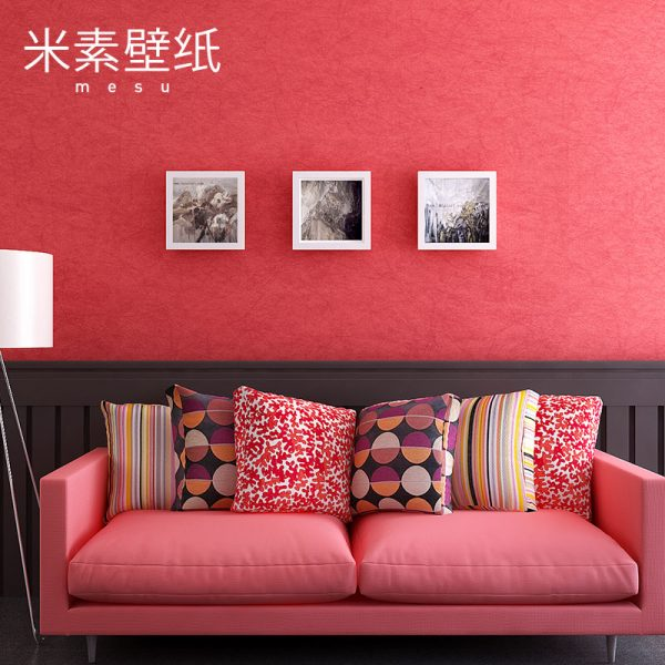 New Hot Sale Yuan roll Papel De Parede M Bedroom font b Wallpaper b font