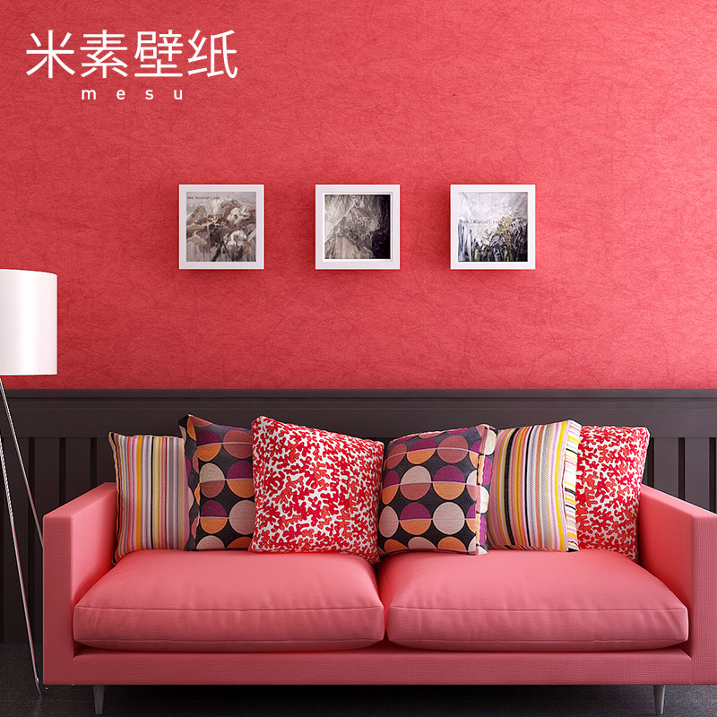 2016 new hot sale yuan roll papel de parede m bedroom for Bedroom wallpaper sale
