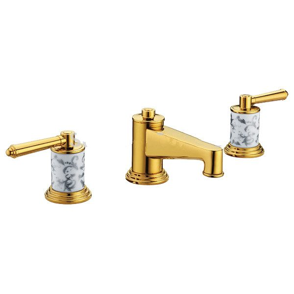 Wholesale Unique Design Lavatory  inch Widespread font b Basin b font font b Faucet