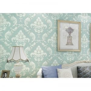 D Embossed Non Woven font b Wallpaper b font   m Roll European Living Room