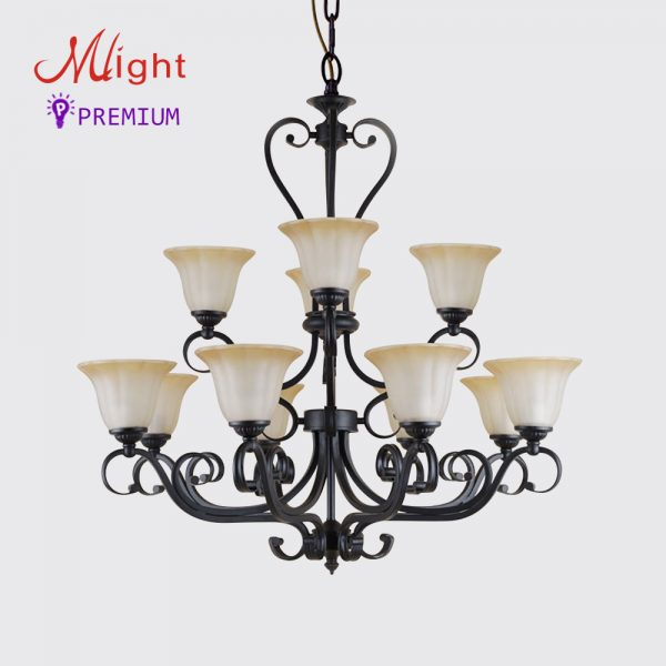 Arms European Style New Design font b Chandelier b font Bedroom Foyer Luxury Fashion