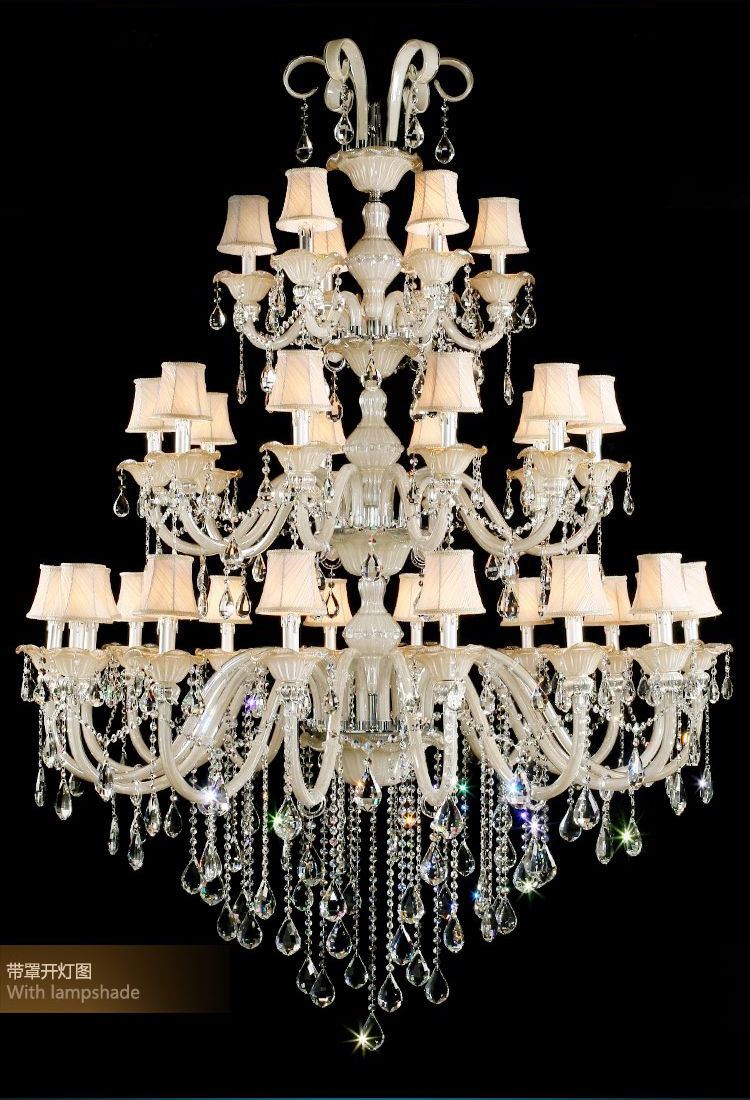 Crk new luxury 32 arms maria theresa chandelier big light with top crk new luxury arms maria theresa font b chandelier b font big light with top aloadofball Choice Image