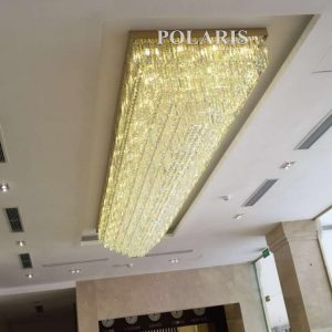 Crystal font b Chandelier b font Lighting Modern Luxury Large Big Cristal font b Chandeliers b