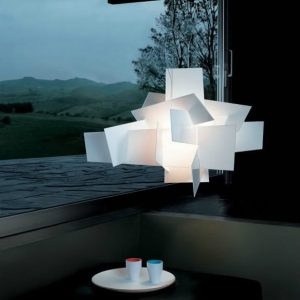 Dcm cm Modern Foscarini Big Bang Stacking Creative Modern font b Chandelier b font Lighting Art