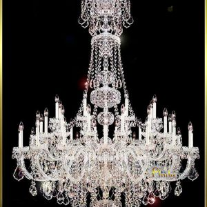 European Luxury Crystal font b Chandelier b font Light Penthouse Staircase font b Chandelier b font