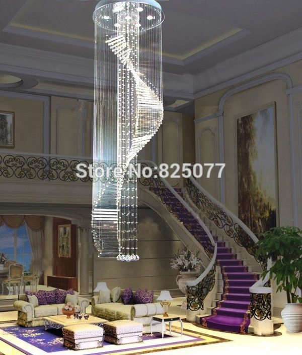 Free shipping  new modern design Dia Hmm home decoration crystal font b chandeliers b font