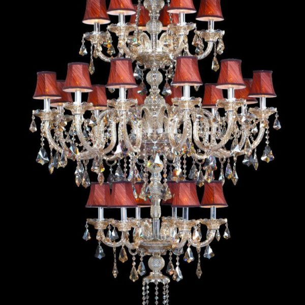 Hmm  Arms Royal Luxury Hotel font b Chandelier b font Light with  Year Warranty