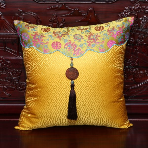 Handmade Jade Big font b Cushion b font font b Covers b font Office Home Decorative