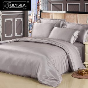 Lilysilk  Pure Mulberry Silk font b Duvet b font font b Cover b font mm