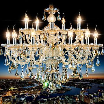 Modern Crystal font b Chandelier b font Home Lighting lustres de cristal Decoration Tiffany font b