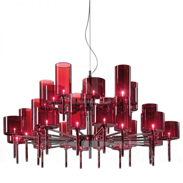Modern Spillray  font b Chandelier b font Light SP By Manuel Vivian of AXO Light