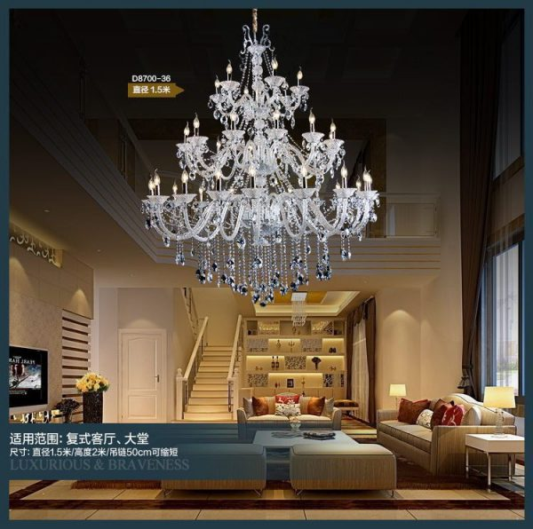 NEW  Lampholders Luxury font b Chandelier b font Lamp Designed by George Wilson A CCVN