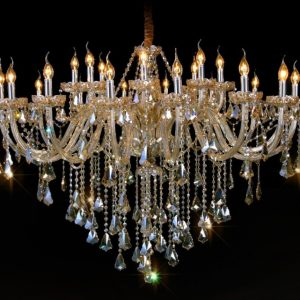 NEW Dmm Hmm  Arms Hotel font b Chandelier b font Crystal Royal Design with