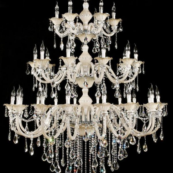 NEW Luxury  Arms Maria Theresa Villa font b Chandelier b font Lamp with Top Quality