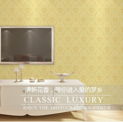 new classic luxury wallpaper european fashion