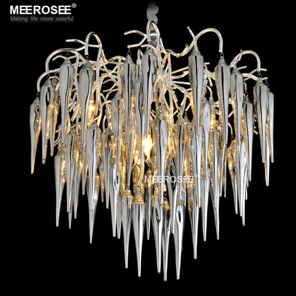New design font b Chandelier b font Light Fixture Modern Dolphin Hanging Lustres Lamp for Restaurant